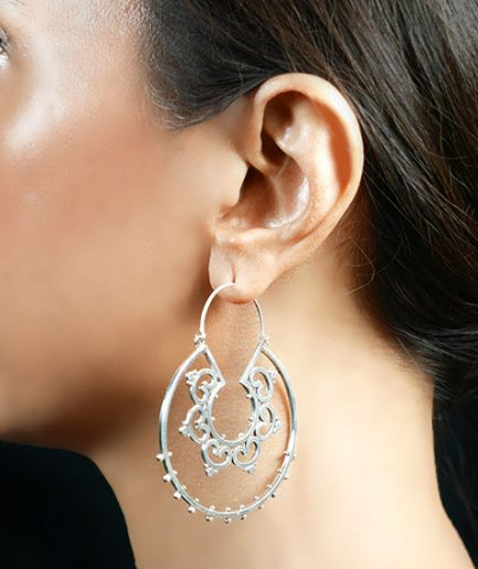 Hearts and Granulation Hoops