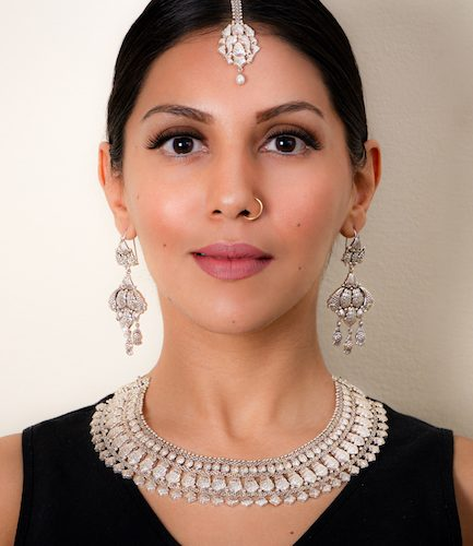 Yasmeen 6 Layer Heavy Necklace