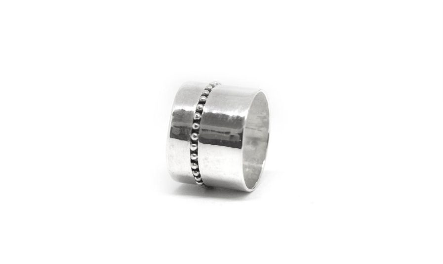 Band With Granulation Strip