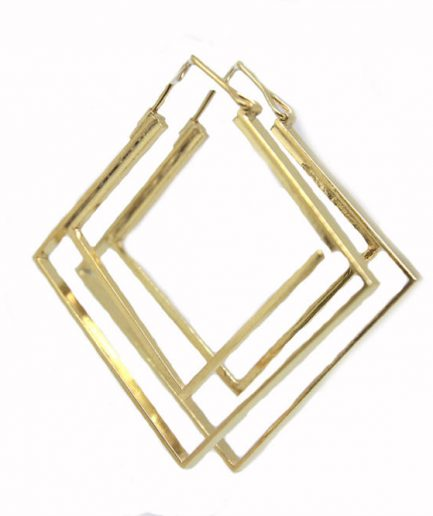 Dual Diamond Hoops