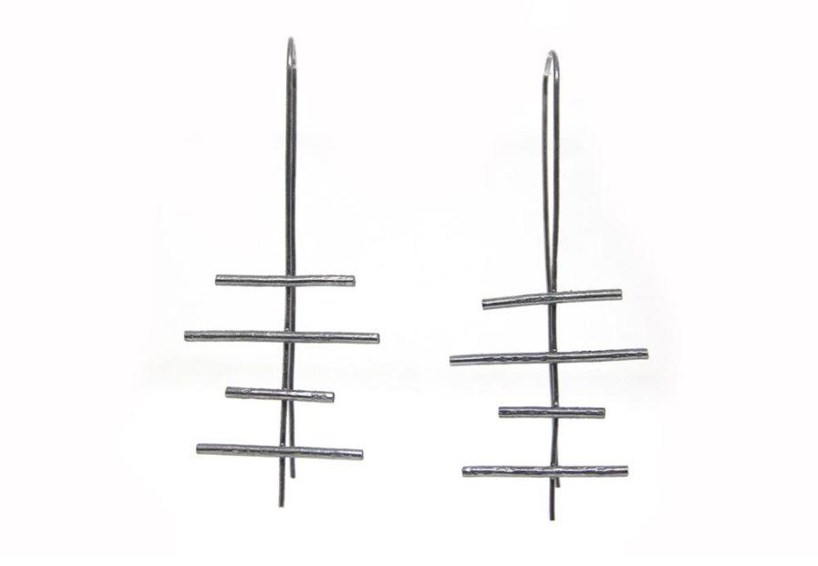 Wire Ladder Oxidised