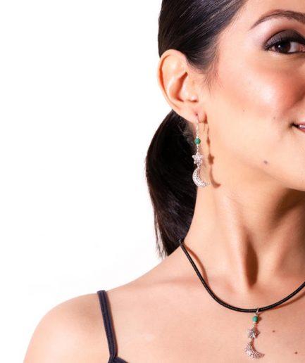 Chand Sitara Earrings