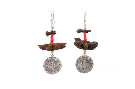 Star Seed Earrings