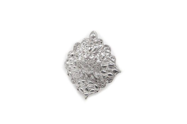 Arabesque Filigree Ring
