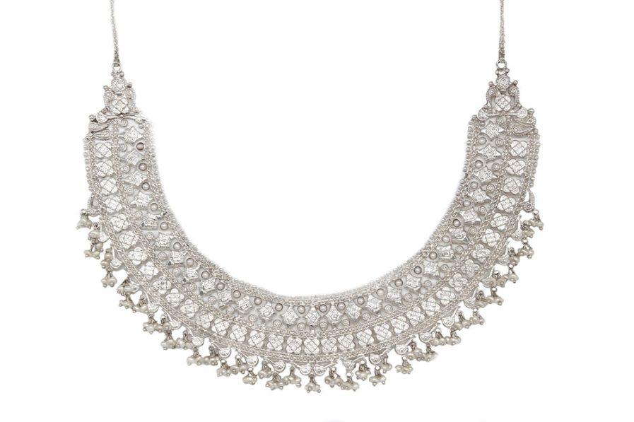 Yasmeen Pearl Necklace